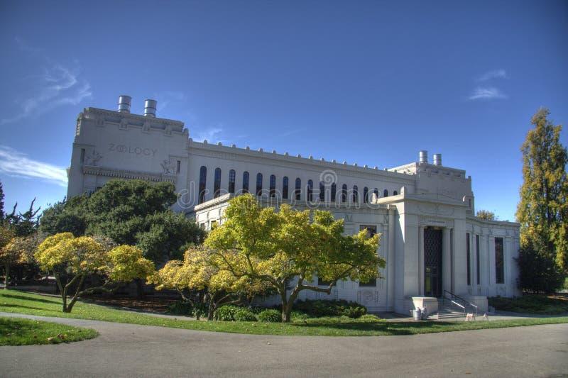 Uc Berkeley fotografia stock