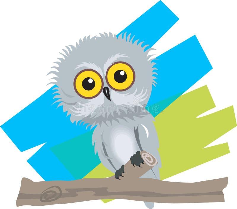 Uccello di bambino royalty illustrazione gratis