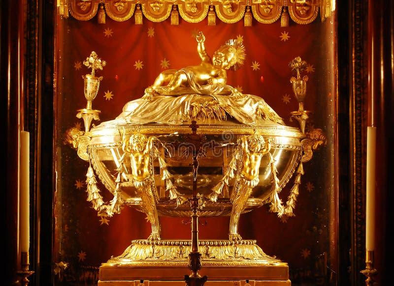 A ucha de Jesus imagem de stock royalty free