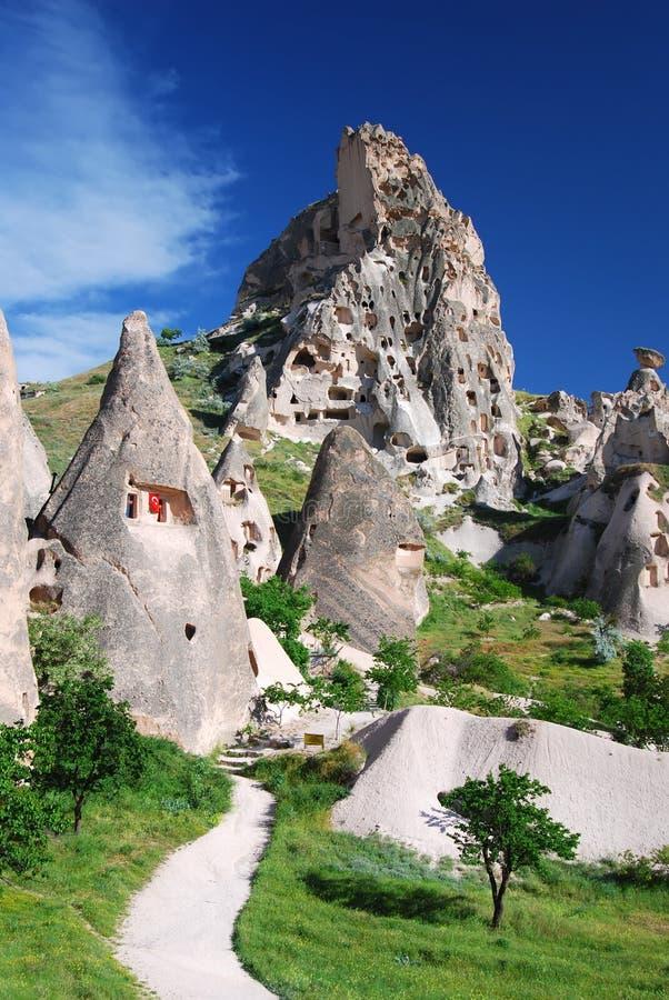 Uchisar / Cappadocia stock photo