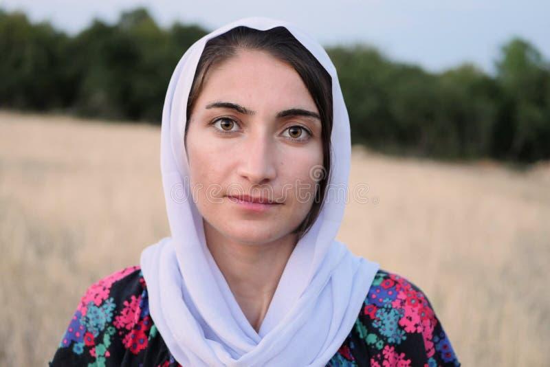 Uchodźca dziewczyna 5 fotografia royalty free