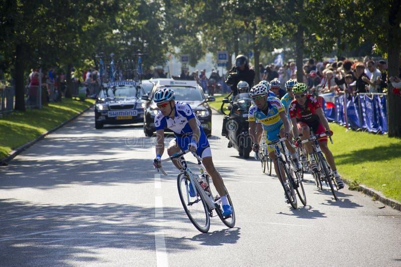 UCI Rajd Samochodowy Światowy Mistrzostwo dla Elita Mężczyzna dalej zdjęcie royalty free