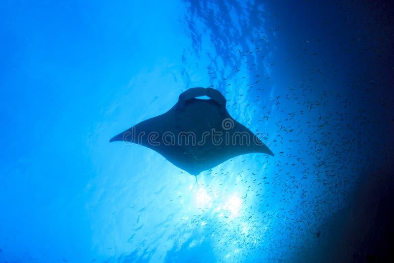 ucieczce z atolu fotografia stock