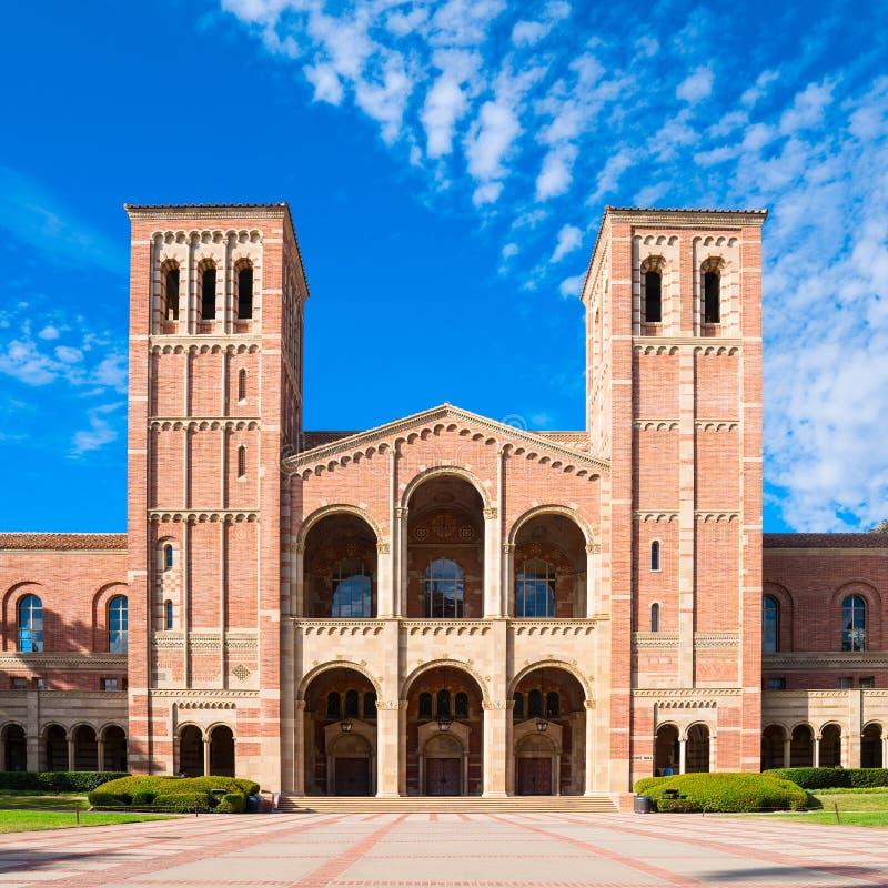 UCLA imagens de stock