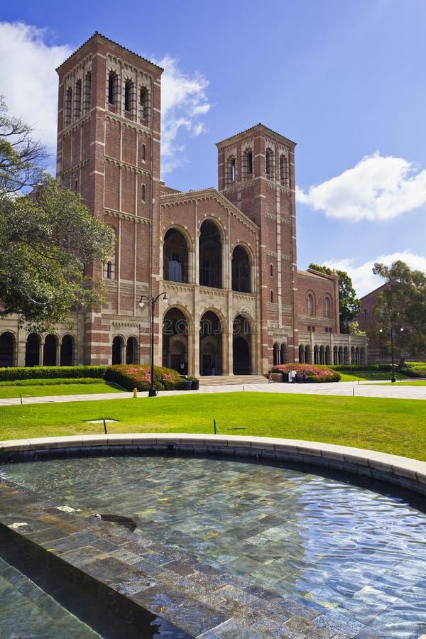 UCLA fotografia de stock