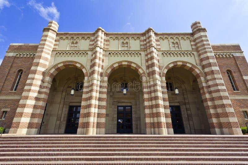 UCLA foto de stock royalty free