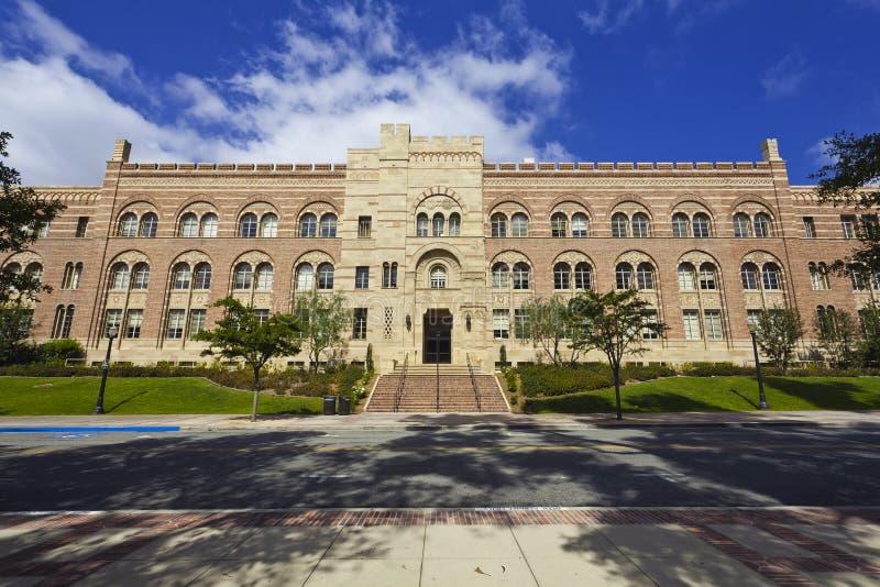 UCLA imagens de stock royalty free