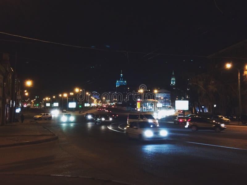 Ucrânia, Kharkiv imagem de stock royalty free