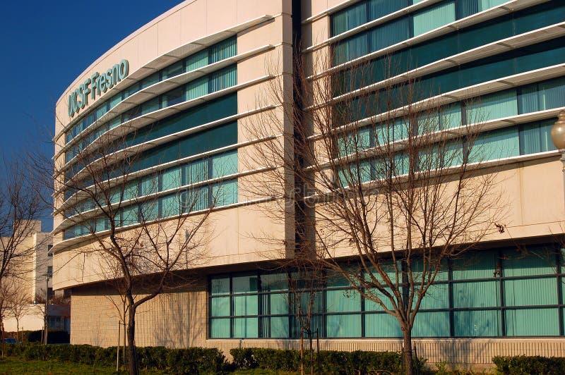 UCSF Fresno. Medical Arts Building stock image