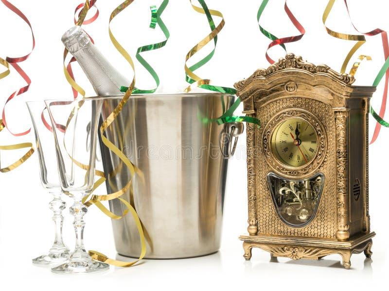 uczcić nowy rok zdjęcie royalty free