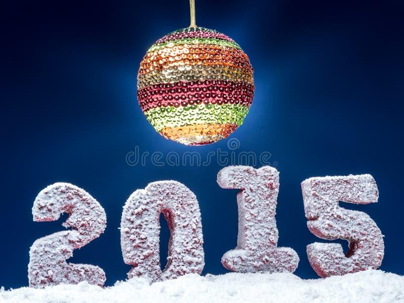 uczcić nowy rok obraz royalty free