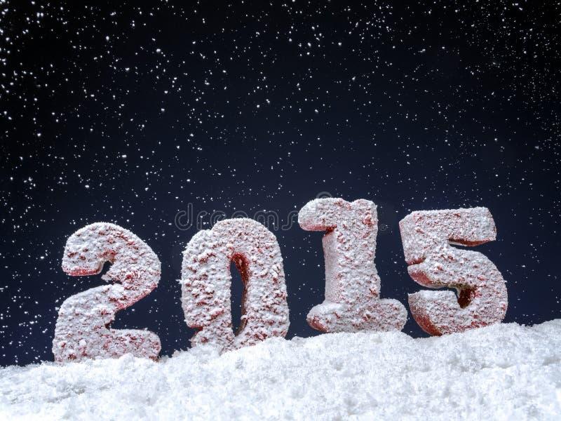 uczcić nowy rok zdjęcia stock
