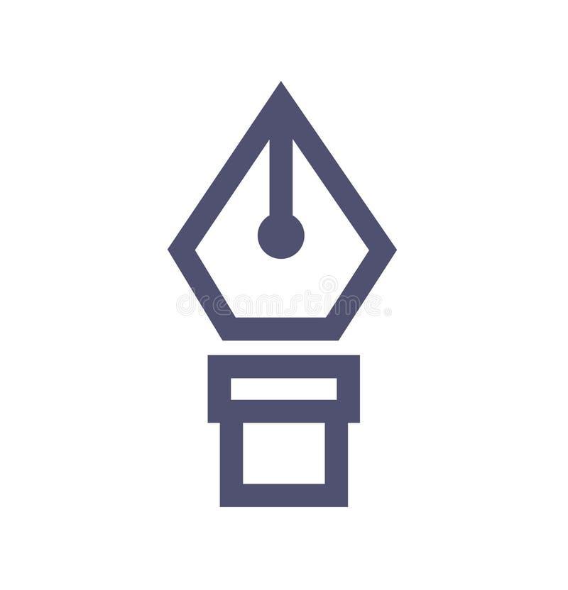 Uczenie ikony edukacji znak ilustracja wektor