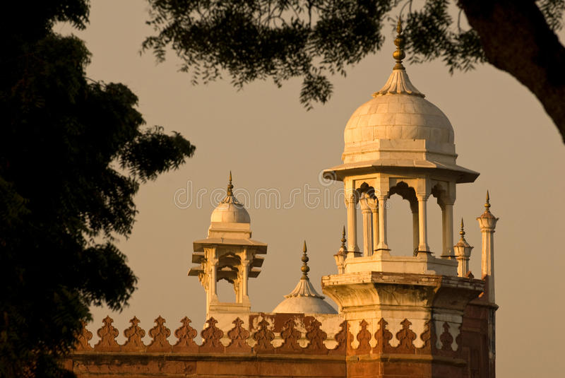 udaipur дворца maraja Индии стоковое изображение rf