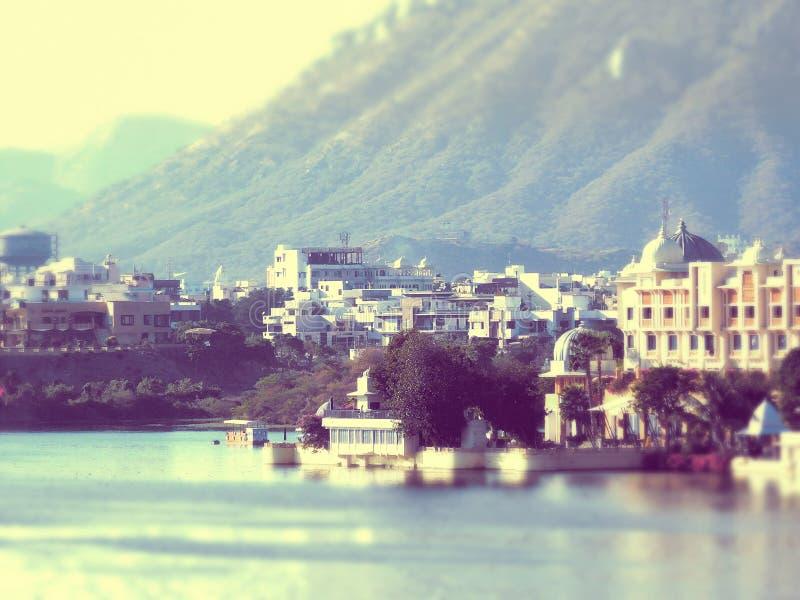 Udaipur fotografie stock libere da diritti