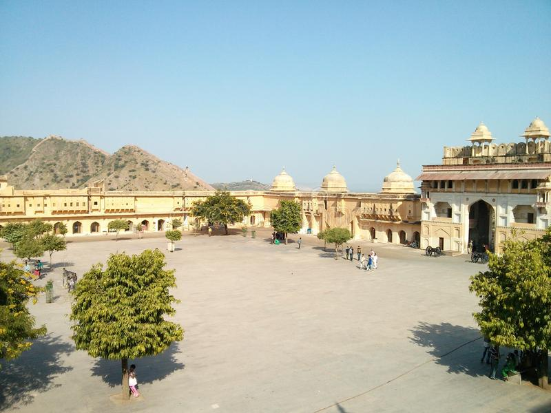 Udaypur imagem de stock royalty free