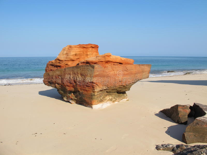 Udde Leveque, västra Australien royaltyfria bilder