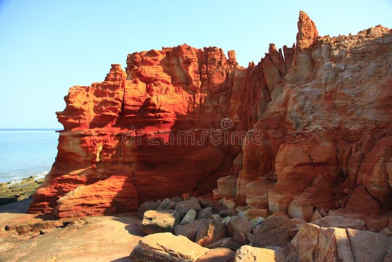 Udde Leveque, västra Australien arkivfoto