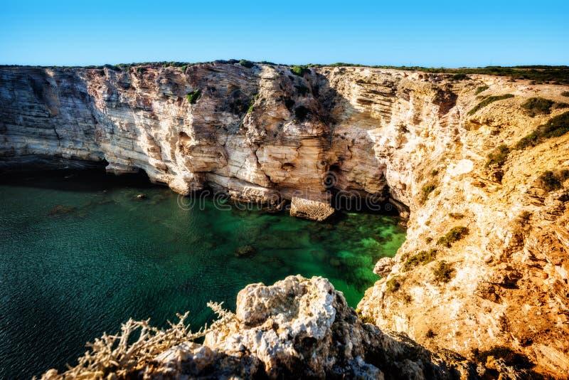 Uddehelgon Vincent Portugal arkivbilder