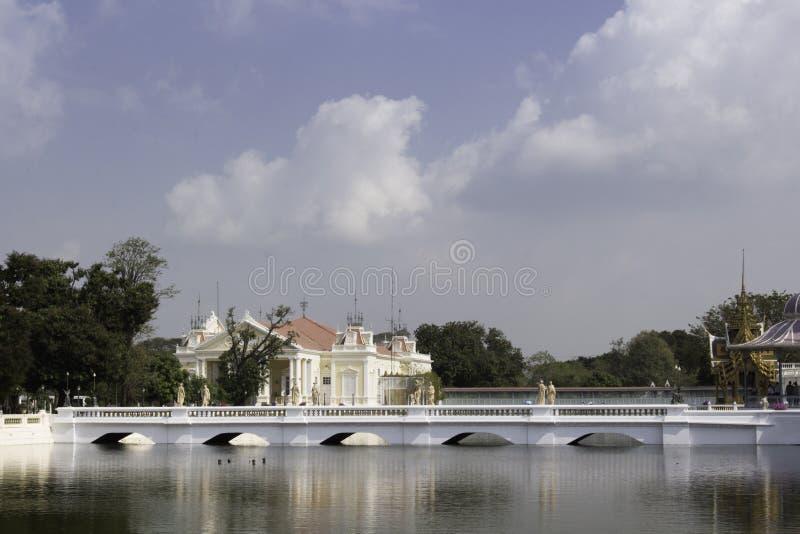 Uderzenie w Royal Palace obrazy stock