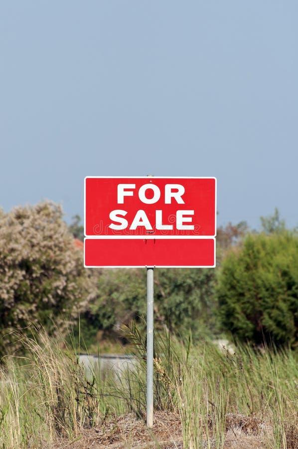 Udział dla sprzedaży - nieruchomości pojęcie obraz royalty free