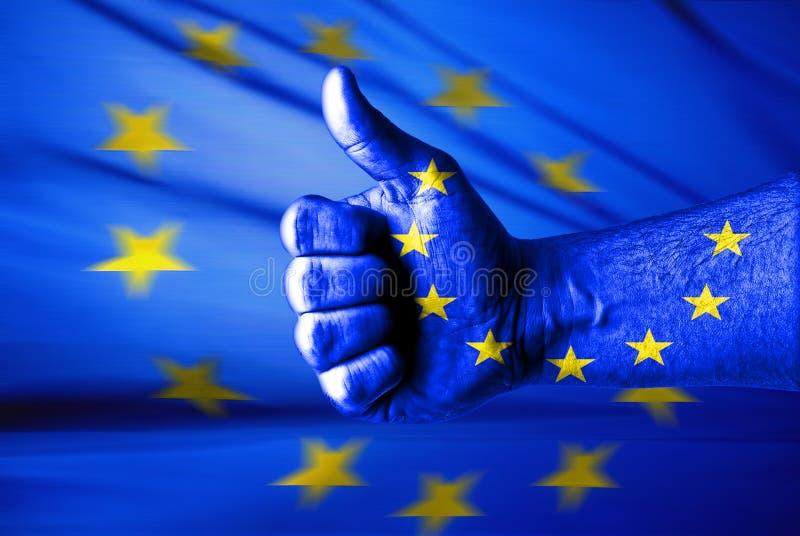 UE lubi to obrazy royalty free