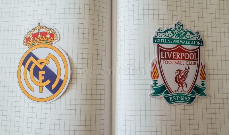 UEFA Champions League στοκ φωτογραφία