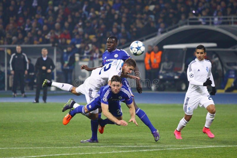 UEFA Champions League FC Gemowy Dynamo Kyiv Vs Chelsea