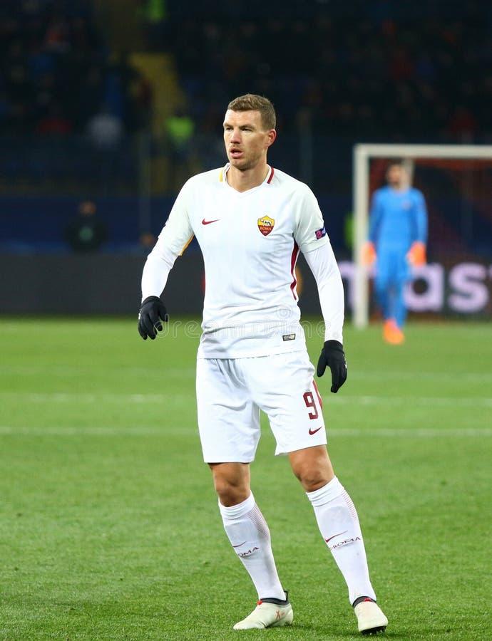 UEFA champions league: Shakhtar Donetsk v Roma zdjęcia royalty free