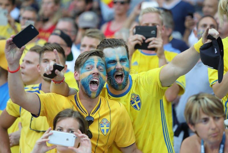 Belgien Schweden