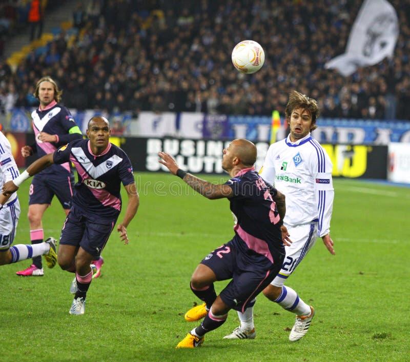 Download UEFA Europa League Game FC Dynamo Kyiv Vs Bordeaux Editorial Stock Photo - Image: 29343408