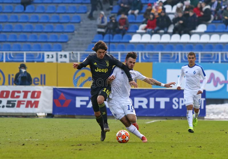 Milevskiy, Eremenko & Vukojevic - the Dinamo Kiev ...  |Dinamo Kiev- Juventus