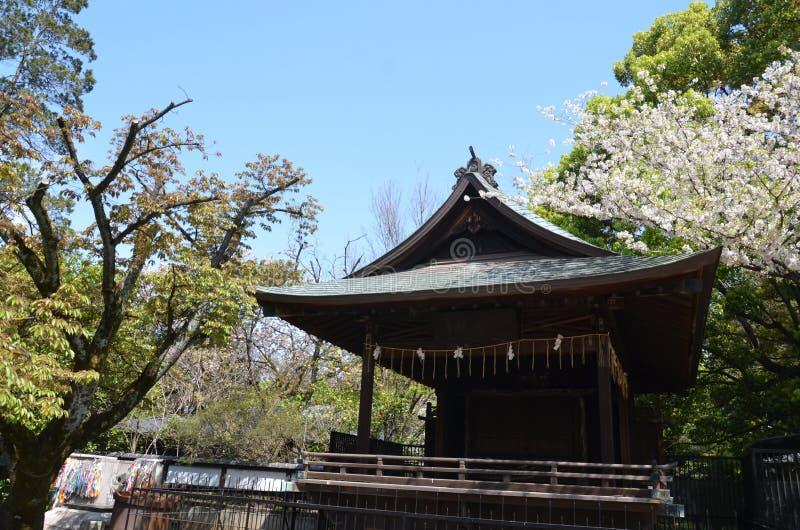 Uenopark Tokyo Japan stock afbeelding