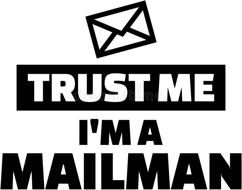 Ufa ja jestem mailman ilustracji