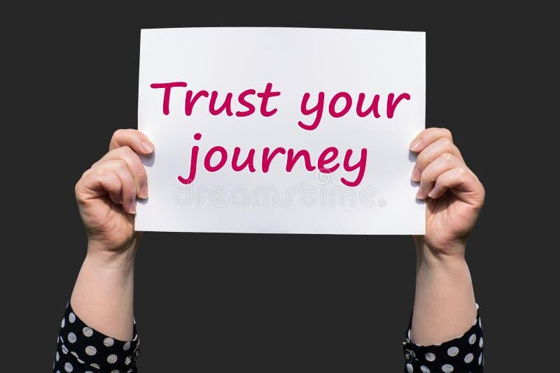 Ufa twój podróż obraz stock