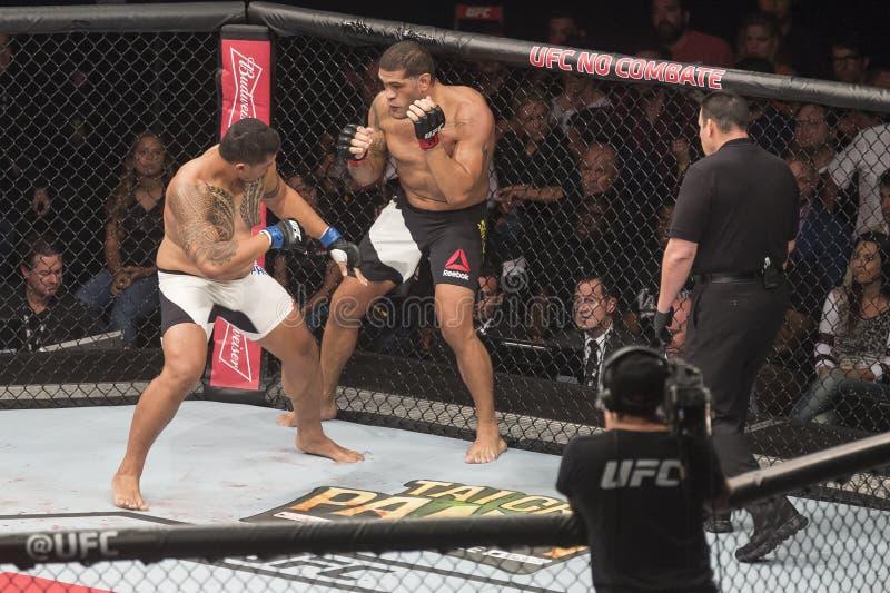 UFC-190 fotografia de stock