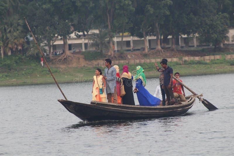 Ufer-Bangladesch stockbilder