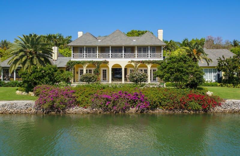 Ufer-Haus in Neapel, Florida stockfotografie