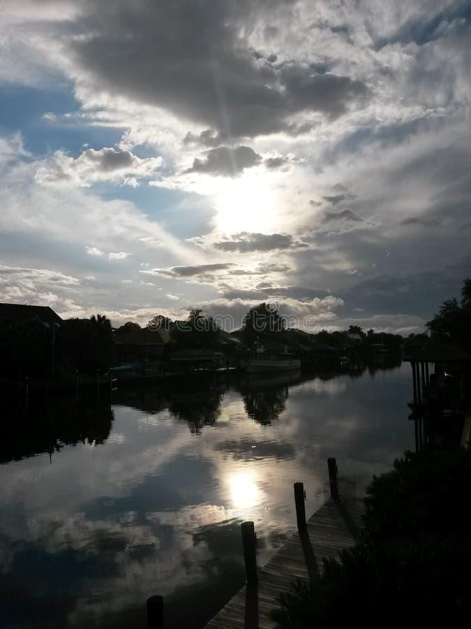 Ufergegend-Leben lizenzfreie stockfotos