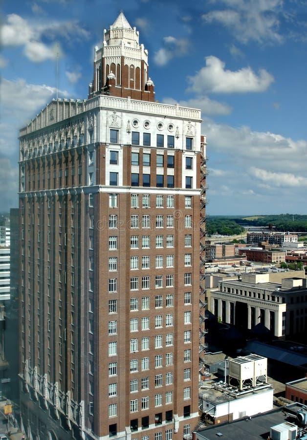 Uffici del grattacielo immagine stock