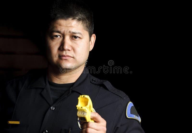 Ufficiale di polizia immagine stock