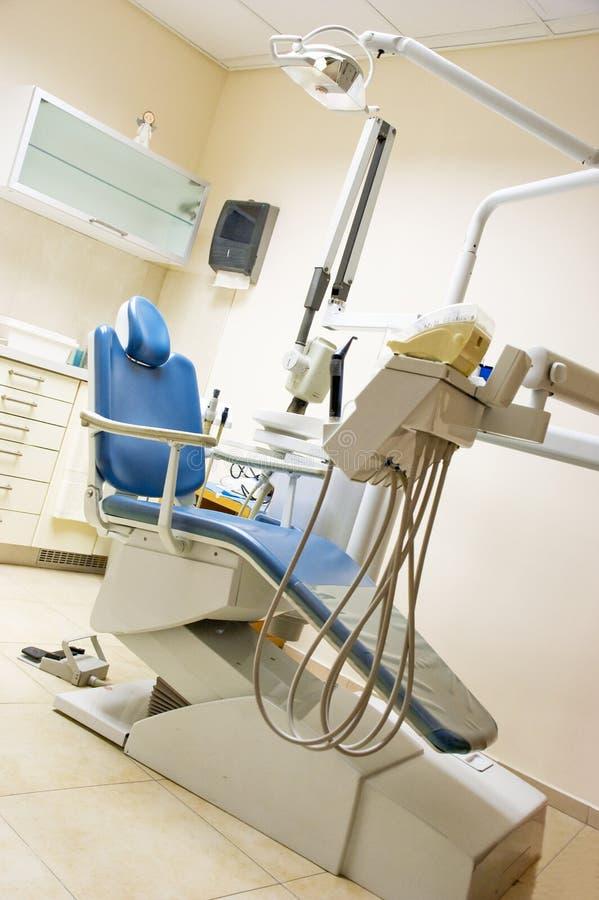 Ufficio del dentista fotografie stock