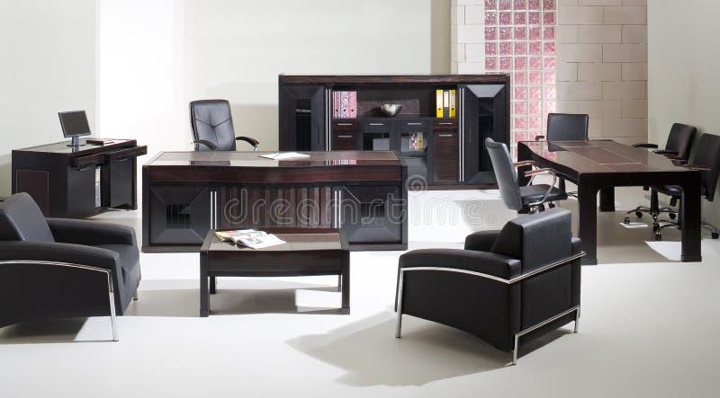 ufficio della mobilia fotografie stock