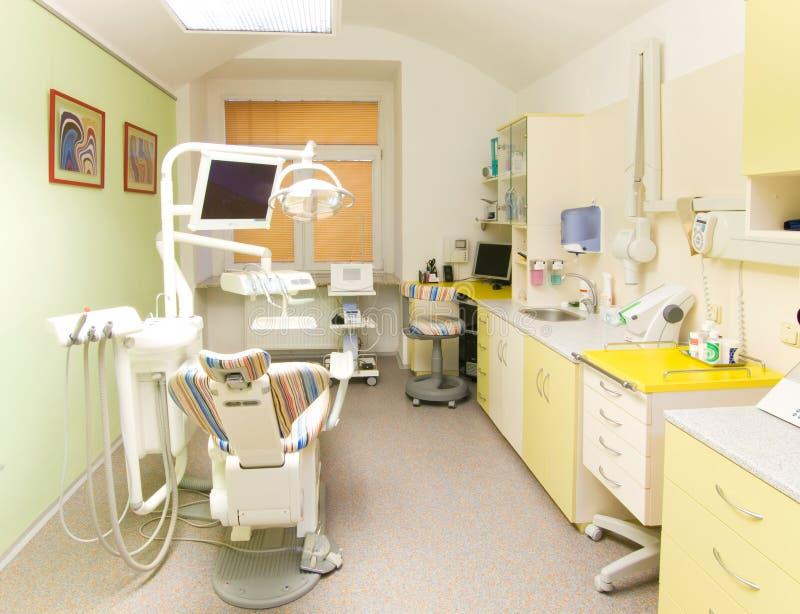 Ufficio dentale moderno fotografia stock libera da diritti