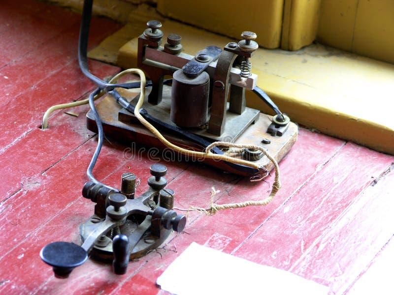 Ufficio di telegrafo immagine stock libera da diritti