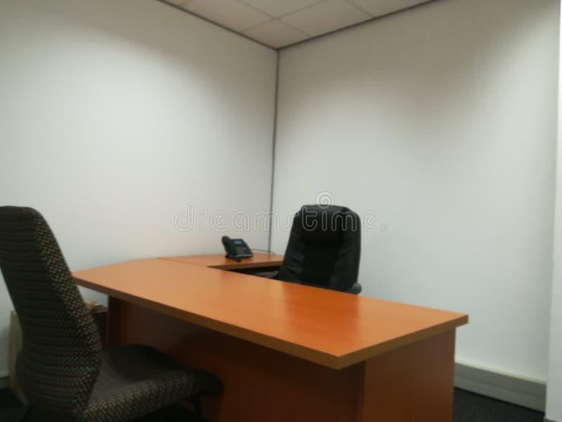 Ufficio libero o spazio ufficio abbandonato senza la gente [8] fotografie stock