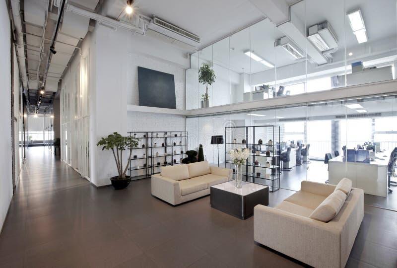 Ufficio moderno fotografie stock