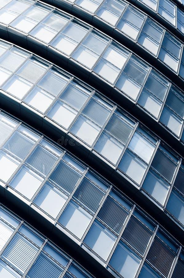 Ufficio Windows immagine stock