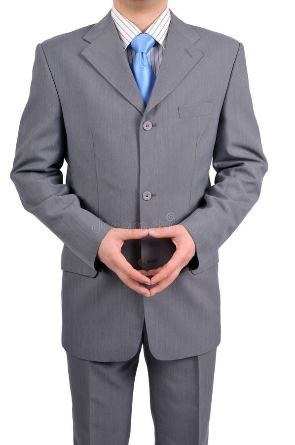 Ufny biznesowy mężczyzna obrazy royalty free