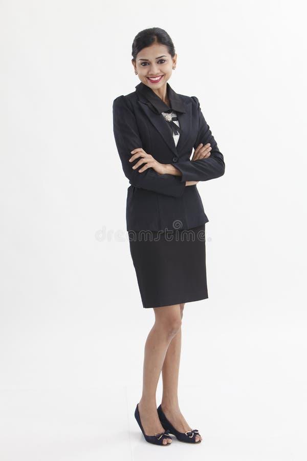 Ufny Bizneswoman fotografia royalty free